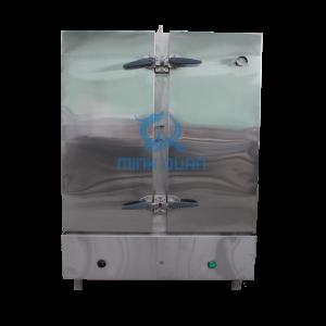 Tủ cơm công nghiệp bằng điện gas 14-24 khay