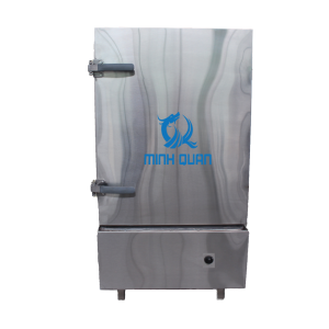 Tủ hấp cơm công nghiệp bằng gas 20kg -50kg